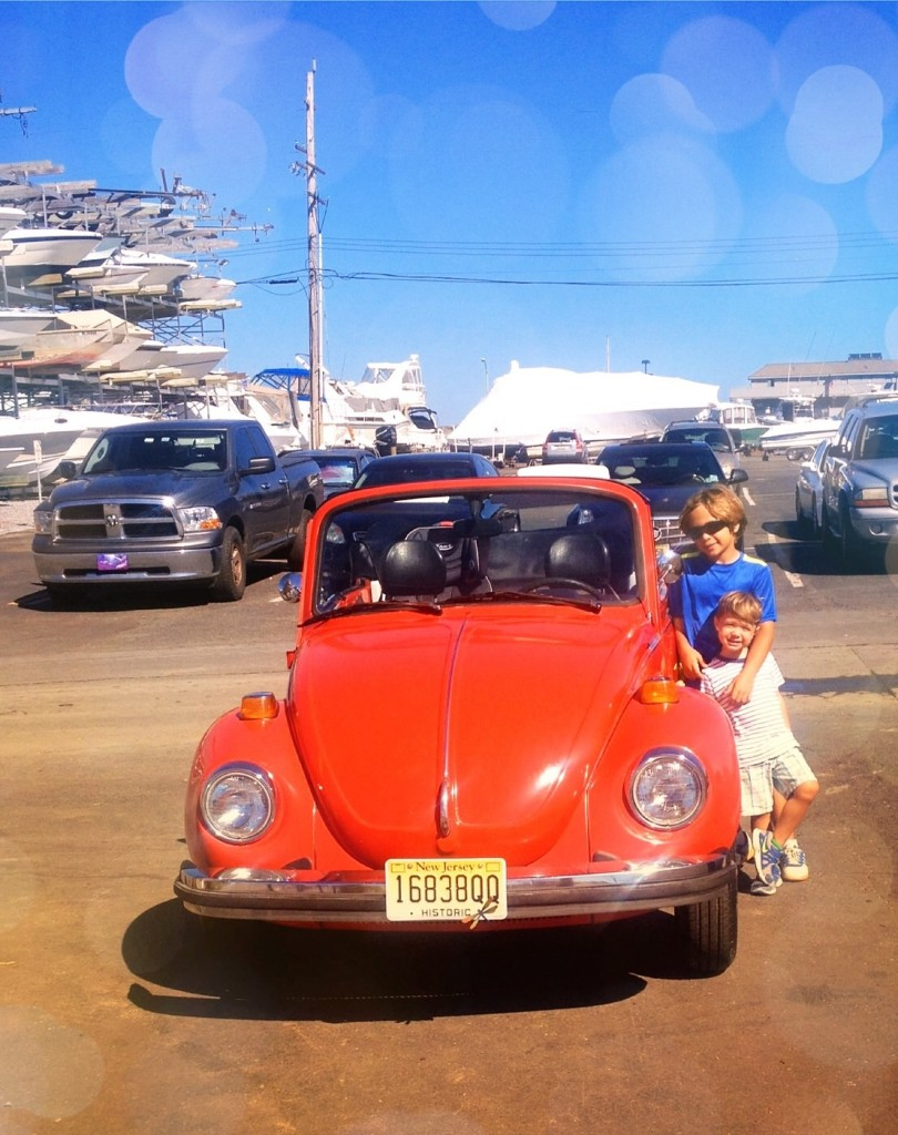 Reader's Dubs | Christine's 1979 Beetle